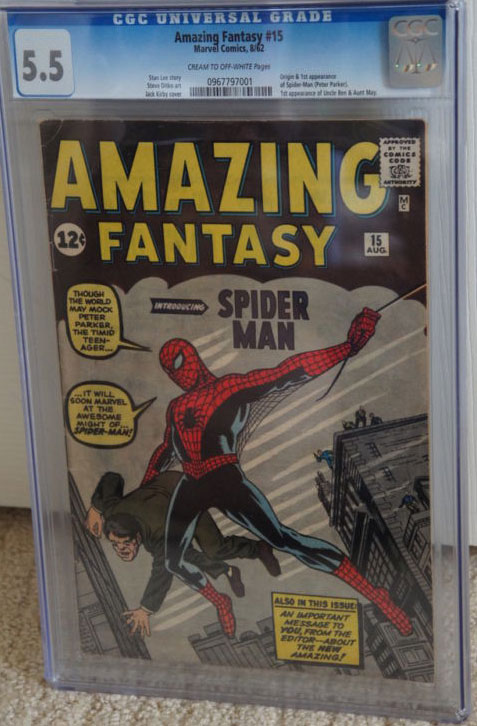 High Value Ebay Comics Auction For The Week Ending 2011 8 13 It S All Just Comics