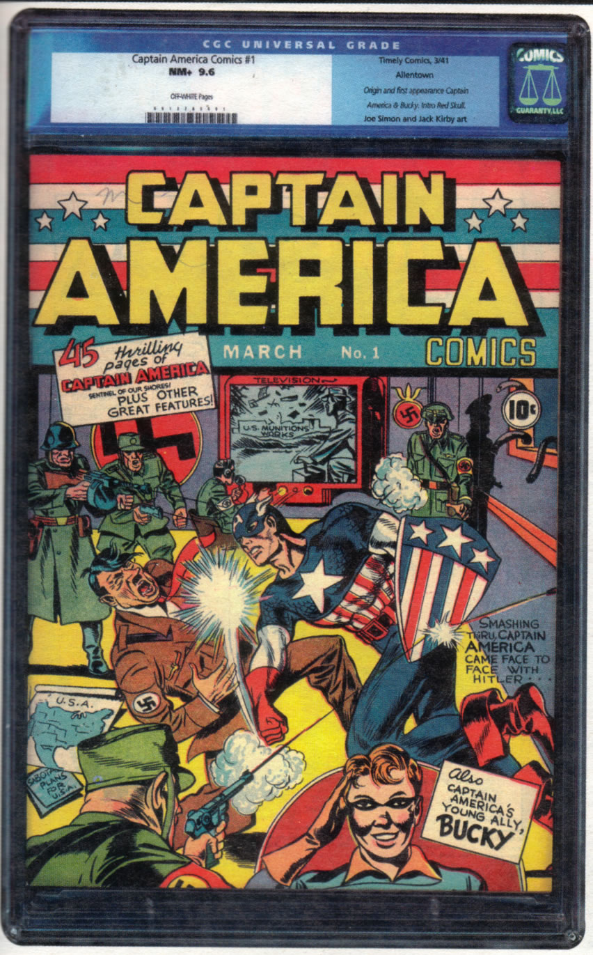 The Most Valuable Comic Books In the World | It's All Just