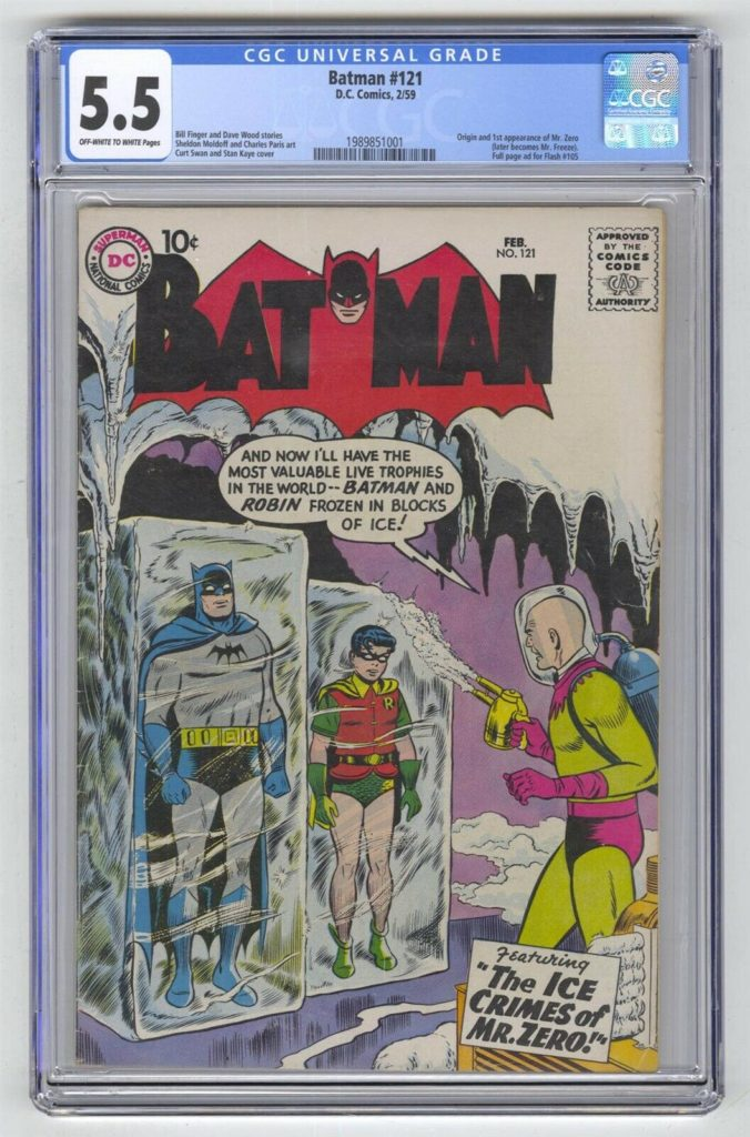 It's All Just Comics | Golden Age? Silver Age? CGC? New